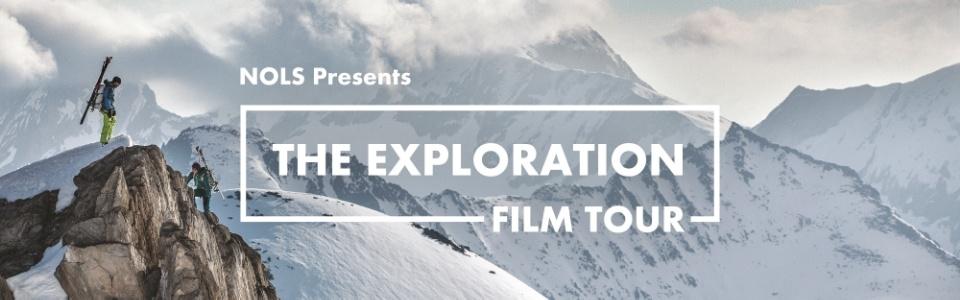 The Exploration Film Tour - Presented by NOLS