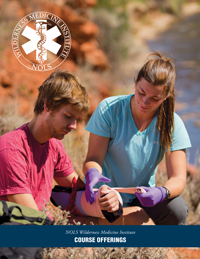 Wilderness Medicine Courses Brochure