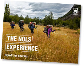 Request the NOLS Viewbook
